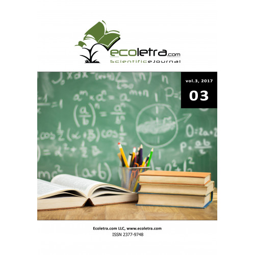 VOL. 3, NO. 2017/ 03 - ECOLETRA.COM SCIENTIFIC EJOURNAL