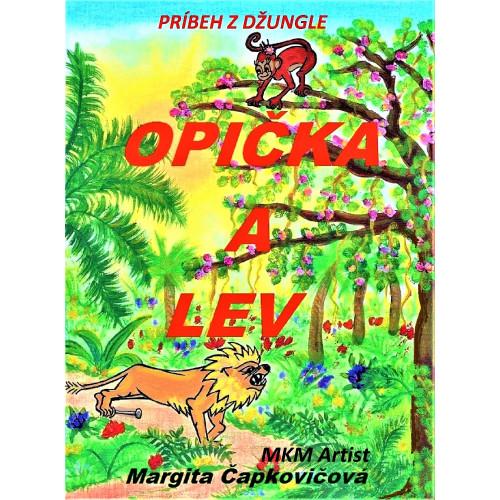 OPIČKA A LEV (Príbeh z džungle)
