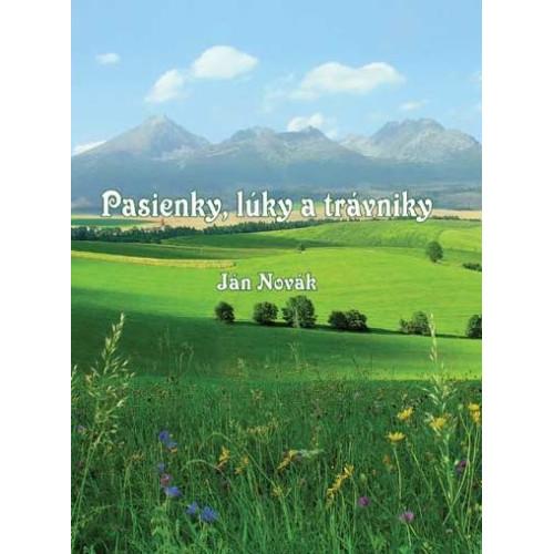 Pasienky, lúky a trávniky - 2. doplnené vydanie